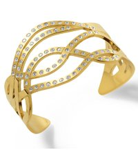 JBJ012-S Melted Beauty Gold Bracelet