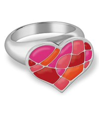 JRR028-5 Puzzle My Heart Ring
