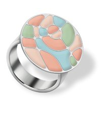 JRP029-6 Shades Of Pink Ring