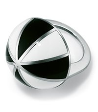 JRB002-5 Similitude Black Ring