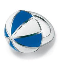 JRS017-6 Similitude Blue Ring