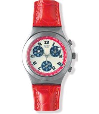 YCS424CP Cocarde (Red Strap)