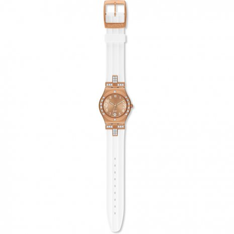 Swatch Fancy Me Pink Gold Zegarek