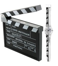 GZ181PACK2 Film Clapper (Curta-Metragem) 33.9mm