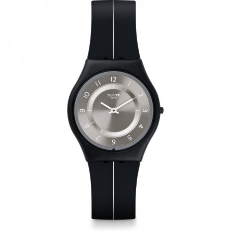 Swatch My Silver Black Zegarek