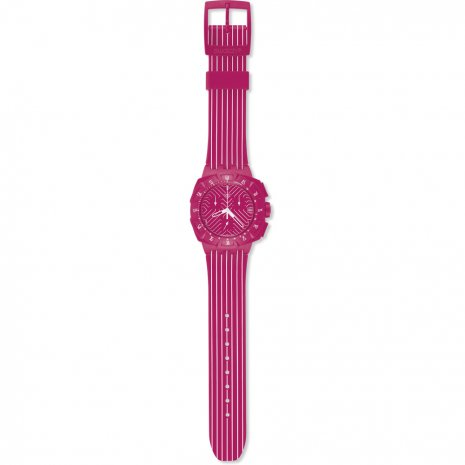 Swatch Pink Run Zegarek