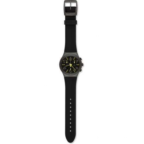 Swatch Ray Of Light Black Zegarek