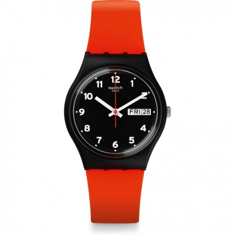 Swatch Red Grin Zegarek