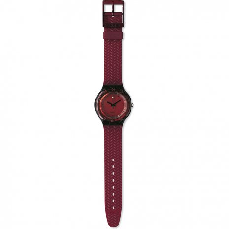Swatch Red Wood Zegarek