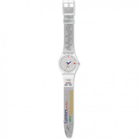 Swatch Run After Netherlands Zegarek