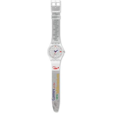 Swatch Run After Switzerland Zegarek