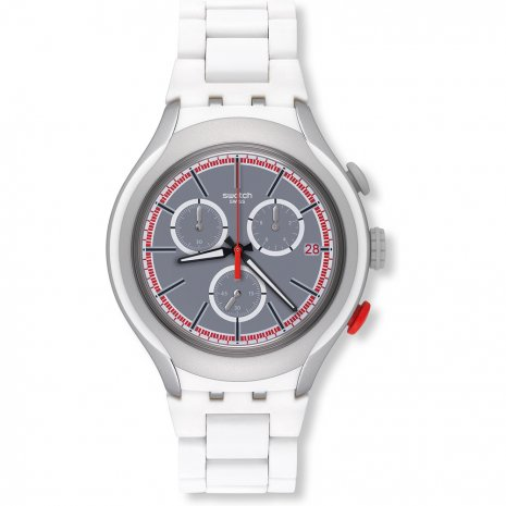 Swatch White Attack Zegarek